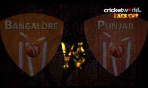 IPL 2015 Face-Off - Royal Challengers Bangalore v Kings XI Punjab - Game 40 [Video]
