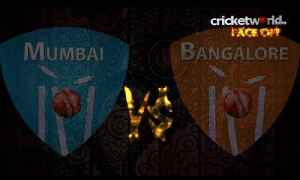 IPL 2015 Face-Off 2015 - Mumbai Indians v Royal Challengers - Game 46 [Video]