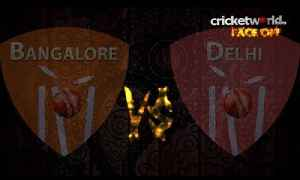 IPL 2015 Face-Off - Royal Challengers Bangalore v Delhi Daredevils - Game 55 [Video]