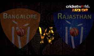 IPL 2015 Face-Off - Bangalore Royal Challengers v Rajasthan Royals - Game 29 [Video]