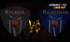 IPL 2015 Face-Off - Kolkata Knight Riders v Rajasthan Royals - Game 25 [Video]