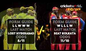 IPL 2015 Face-Off - Chennai Super Kings v Royal Challengers Bangalore - Game 37 [Video]