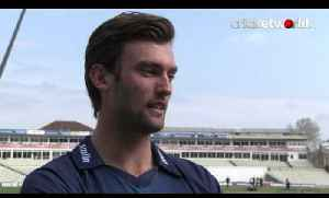 Reece Topley - You Can Count the Amount of Games We Lost on One Hand [Video]
