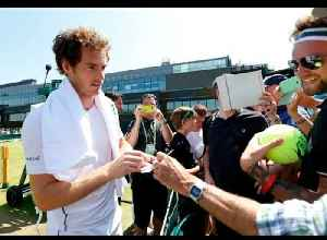 That's Not Cricket! Rewind to when Cricket World TV 'met' Andy Murray [Video]