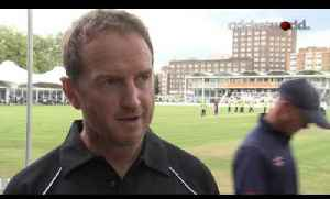 We're playing exceptionally good cricket, and long may it continue - Ali Brown [Video]