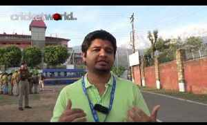 Cricket World TV Live from Dharamsala, India – 4th Test Preview India v Australia [Video]