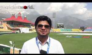 Cricket World TV Live from India – Review of India v Australia series and more... [Video]