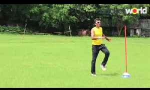 Catching Drills with Chinmoy Roy | Cricket World [Video]