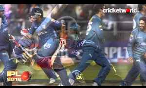 Cricket Video - Pietersen Smashes IPL 2012 Ton As Delhi Win Last-Over Thriller - Cricket World TV [Video]