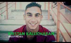 Kirstan Kallicharan Picks Tendulkar, Lara & Kohli | ICC u19 Cricket World Cup 2018 [Video]