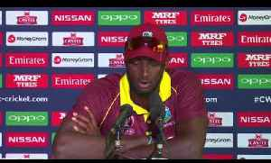 West Indies Captain Jason Holder Post Match | ICC Cricket World Cup Qualifier 2018 [Video]