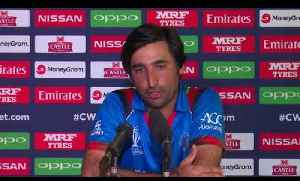 [PASHTO] Afghanistan Asghar Stanikzai Post Match | ICC Cricket World Cup Qualifier 2018 [Video]