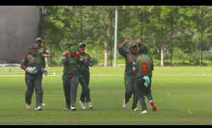 BANGLADESH V UAE  ICCWT20Q HIGHLIGHTS [Video]
