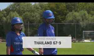 UGANDA V THAILAND ICCWT20Q HIGHLIGHTS [Video]
