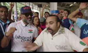 Cricket World Cup - Chabuddy G Take 3 with Dickie Bird [Video]