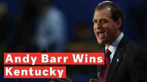 Andy Barr Defeats Amy McGrath In Kentucky House Race [Video]