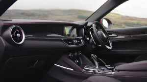 Alfa Romeo Stelvio Quadrifoglio Interior Design [Video]