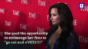 Demi Lovato Posts on Instagram For the First Time Since Rehab [Video]