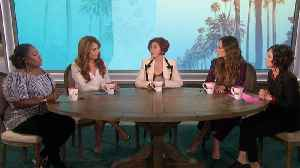 The Talk - Mrs. O Sounds Off! Angelina Jolie 'share custody, stop being a martyr' [Video]