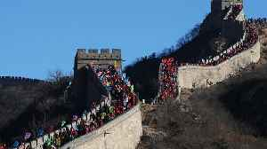 Report: China Will Be The World's No. 1 Tourist Destination By 2030 [Video]