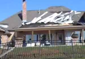 Homes Damaged After Reports of Tornadoes in Central Louisiana [Video]