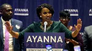 Who is Ayanna Pressley? [Video]