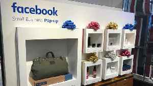 Facebook Joins the Retail Race for the Holidays [Video]