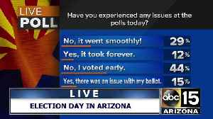 Election Day in Arizona: Voters share their thoughts and complaints [Video]