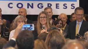 Wexton defeats Comstock in Virginia's 10th Congressional District [Video]