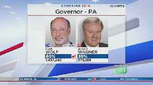 Gov. Tom Wolf Wins 2nd Term [Video]