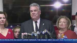 Rep. Peter King Declares Victory On Long Island [Video]