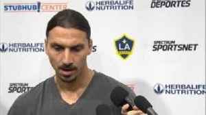 Ibra not thinking of loan move [Video]