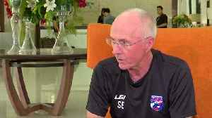 Former Leicester manager Eriksson praises 'great man' Vichai [Video]