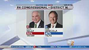 Rep. Mike Kelly Re-Elected In Pa. 16th Congressional District, Beating Ron DiNicola [Video]