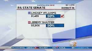 Lindsey Williams Claims Victory In District 38 State Senate Race [Video]
