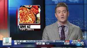 Papa John's gives back to local youth clubs [Video]