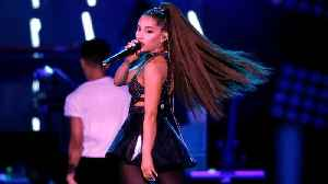 Ariana Grande's First Performance Of 'Thank U, Next' Inspired By A Popular '90s Movie [Video]