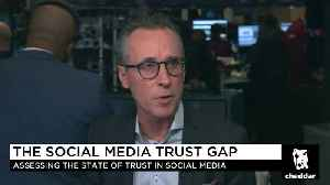 Research Points to Public Trust Gap in Social Media [Video]