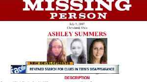 FBI investigating two new locations in case of teen missing since 2007 [Video]