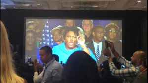 News video: Stacey Abrams