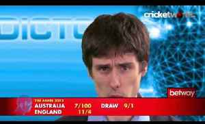 Mr Predictor - Perth Ashes Test Preview - Australia On Course For A Whitewash? Cricket World TV [Video]