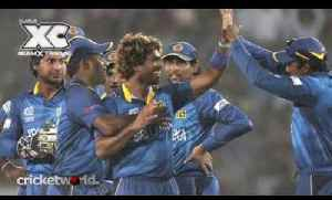 Malinga, Thirimanne Help Sri Lanka Reach #WT20 Final Despite Hailstorm - Cricket World TV [Video]