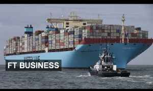 Maersk's big bet [Video]