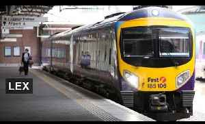 News video: FirstGroup urged to sell Greyhound