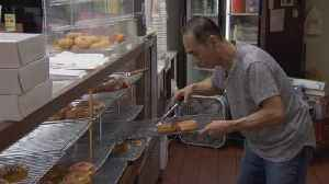 Customers Buy Out Store's Doughnuts So Owner Can Care for His Sick Wife [Video]