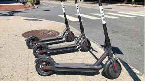 Ford Purchases Scooter-Sharing Company [Video]