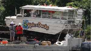 Federal Charges Filed Against Captain of Deadly Missouri Duck Boat [Video]