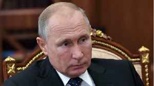 U.S. Imposes Sanctions On Russia [Video]