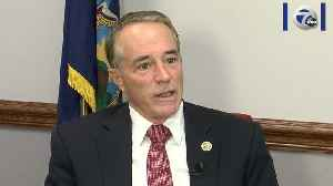 Chris Collins one-on-one with Ed Drantch on close NY-27 race and his relationship with media [Video]