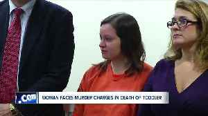 Woman accused of shaking a toddler to death is charged [Video]